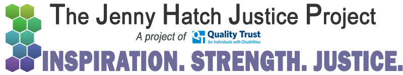 The Jenny Hatch Justice Project – Inspiration. Strength. Justice.
